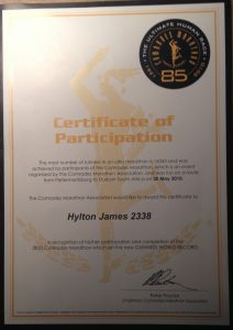 comrades-2010-guinness-world-record-certificate