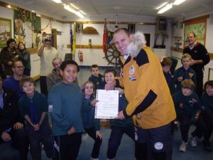 Petersham Scouts (2 December 2009) 01