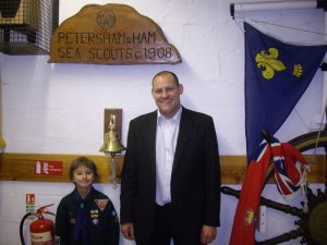 Petersham Scouts (2 December 2009) 03