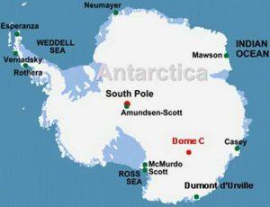 south-pole