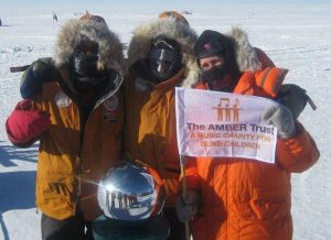 team-due-south-at-south-pole-26-jan-2009-4-pm